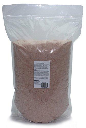 Spa Salt Crystals Himalayan - Indusclassic Pure Original Himalayan Pink Crystal Bath & Spa Sea Salt --- 20 Pound Fine Grain 0.5~1mm