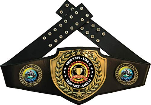 Express Medals Street Motorcycle Drag Racing Trophy Award Champion Belt Customizable