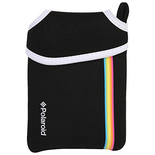 (Polaroid Neoprene Pouch for The Polaroid ZIP Mobile Printer (Black))