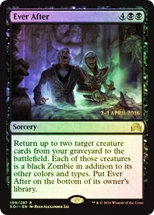 Magic: the Gathering - Ever After (109/297) - Prerelease & Release Promos - Foil