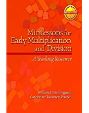 MINILESSONS EARLY MULTI & DIVISION