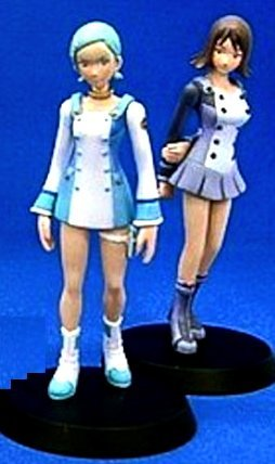 Eureka Seven TR: 1 NEW WAVE Eureka Characters two