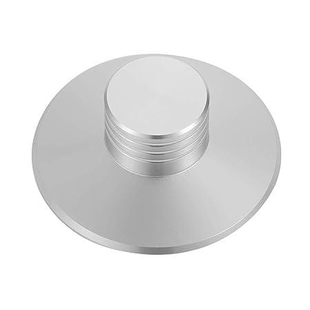 Ganquer Disco Estabilizador Profesional Aluminio Reproductor ...
