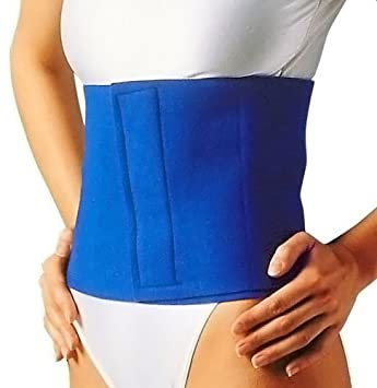f5775cd932 NEOPRENE FAT LOSS BELT - ONE SIZE FITS ALL - SAUNA FOR YOU BELLY  Amazon.co. uk  Sports   Outdoors