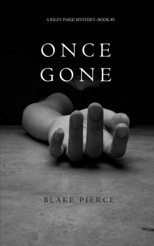 Once Gone Riley Paige Mystery Book product image