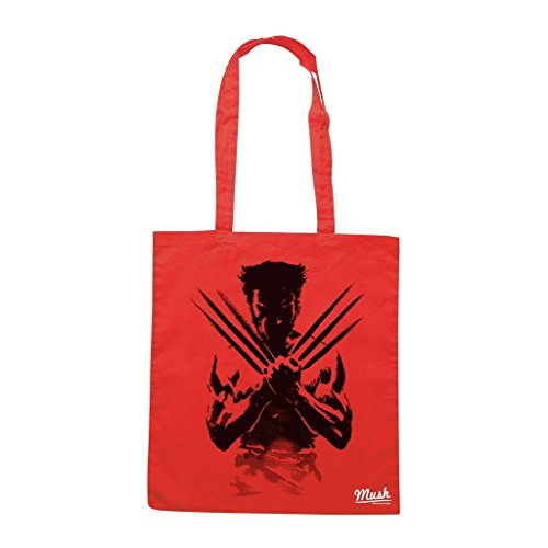 Borsa Wolverine - Rossa - Film by Mush Dress Your Style