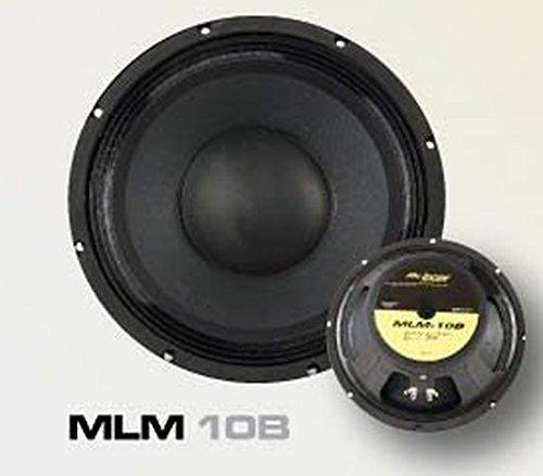 McLaren Audio MLM10B 10-Inch 500-Watts Mid Bass Woofer