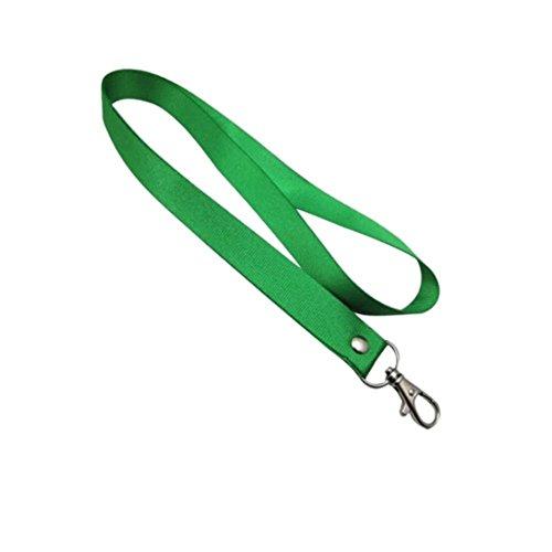 Mousqueton Fermoir En Clé De Pour Téléphone Avec Cou Alcyoneus Ou Badge Green Cordon Sifflet Métal Tour Ywqf0X