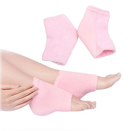 Focussexy Moisturizing Cracked Heel Socks Treat Dry Heels Fa