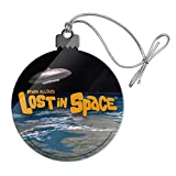Graphics and More Lost in Space Jupiter 2 Spaceship Flying Saucer Acrylic Christmas Tree Holiday Ornament