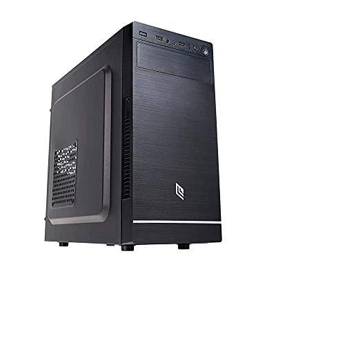 Ordenador de sobremesa Intel Quad Core 2 GHz, Ram 8 GB, Ssd 240 GB, Lector de quemadores, Windows 10, computadora para…