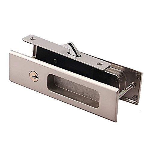 Lever Mortise 2 Lock (Home Locks Sliding Door Lever Mortise Handle Locks Keyed Sets Door Locks