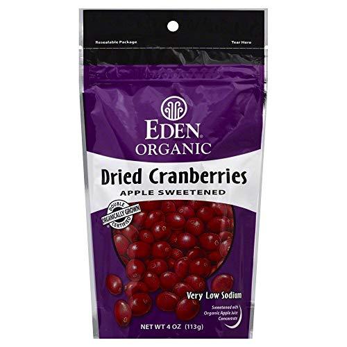Eden Foods Fruit Drd Cranberry by Eden (Image #1)