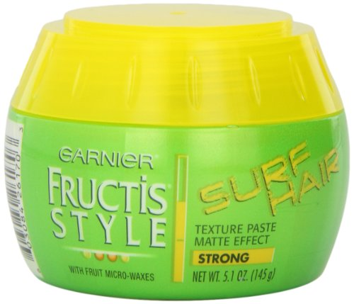how to style your hair with paste garnier fructis style surf hair texture paste 5 1 ounce 4345