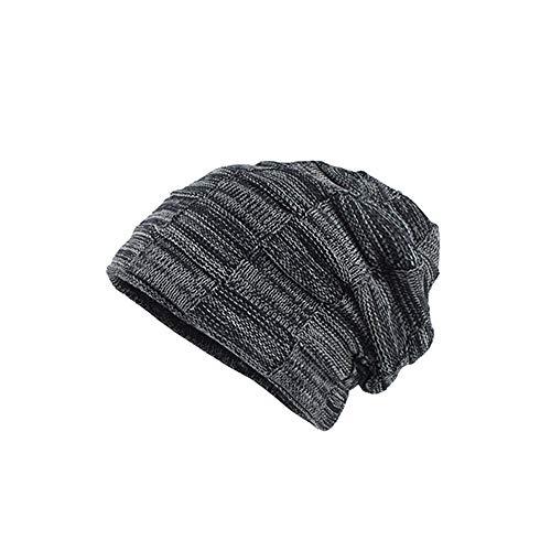 Sales ! Men's Knit Hat Rap Cool Knit Hat Warm Winter Running