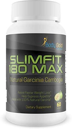 Slimfit 180 Max Garcinia Cambogia