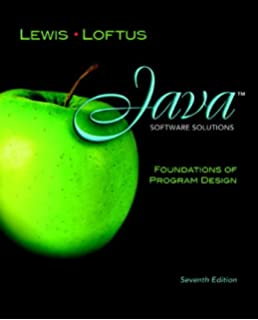 Java software solutions 8th edition john lewis william loftus java software solutions foundations of program design 7th edition fandeluxe Image collections