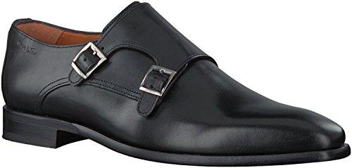 Schwarze Van Lier Business Schuhe 4126