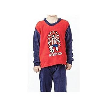 Desconocido Pijama Atlético de Madrid Niño Invierno Indi - 3