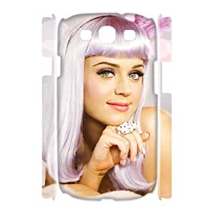 DIYPCASE Case Katy Perry Customized Gifts Hard Case For Samsung Galaxy S3 I9300