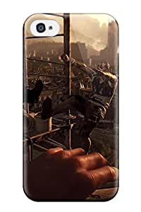 Best Top Quality Rugged Dying Light Case Cover For Iphone 4/4s