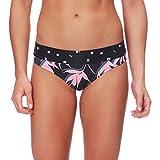 CARVE Designs Catalina Bottom, Medium, Flamingo Palms W. Dash