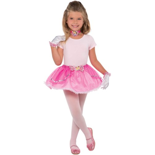 [Disney Princess Dress Up Set, Multicolored] (Tutu Costume Ideas For Toddlers)