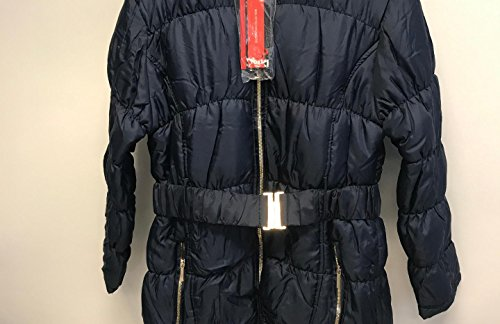 BodiLove-Womens-Belted-Down-Puffer-Jacket-With-Faux-Fur-Trim-Hood