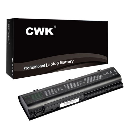 - CWK Replacement Laptop Notebook Battery for HP Compaq Presario V5000 M2000 DV4000 C300 C500 398832-001 367759-001 367760-001 PF723A HP Pavilion dv4400 dv5030us dv5040us dv5190us dv5215us dv4070EA