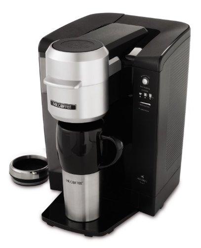 Mr Coffee Bvmc Kg6 001 Single Serve Coffee Brewer Powered