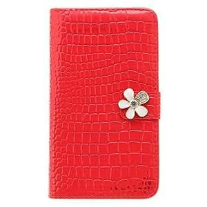 GX Teléfono Móvil Samsung - Bolsas - Diseño Especial - para Samsung Galaxy Note 3 ( Negro/Blanco/Rojo/Rosado/Rosa , Cuero PU ) , Pink