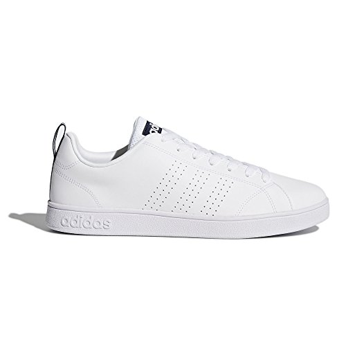 f0086802036 Adidas Tenis Advantage Clean Vs para Hombre Color Blanco Talla 8