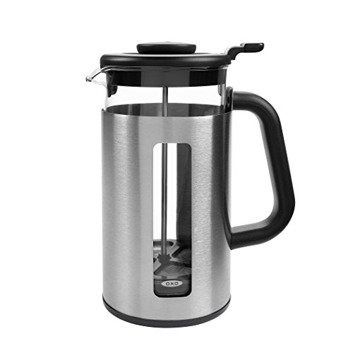 OXO Good Grips Easy Clean French Press Coffee Maker - 8 ()