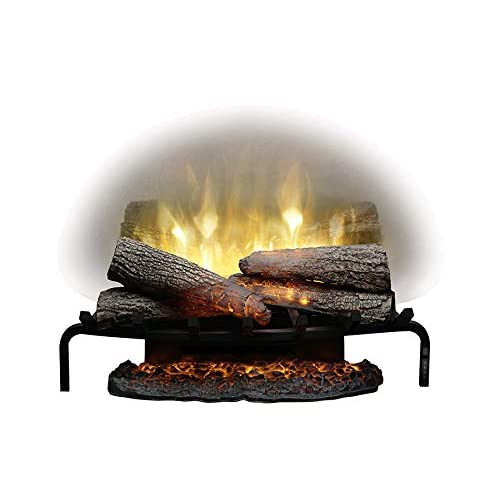 Image of Home and Kitchen Dimplex Revillusion 25-Inch Electric Fireplace Log Set (RLG25)