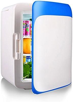 DULPLAY 10L Mini Nevera,Pequeño Refrigerador Estudiante Dormitorio ...