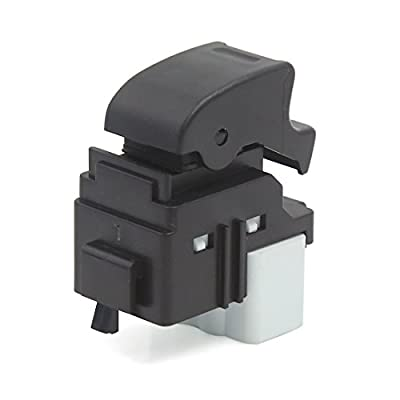 uxcell Front Passenger Side Rear Door Power Window Master Switch 84810-12080 for Toyota: Automotive