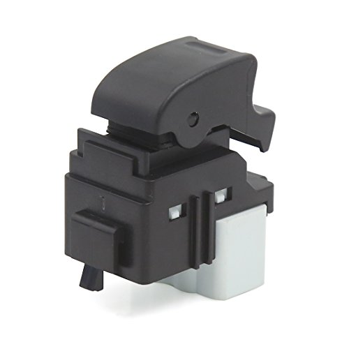 uxcell Front Passenger Side Rear Door Power Window Master Switch 84810-12080 for Toyota (Switch Door Power Rear Window)