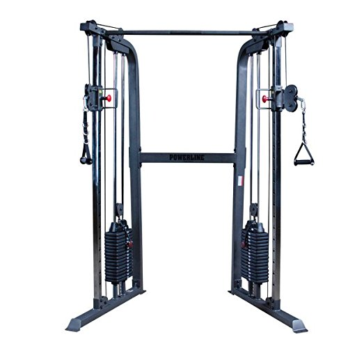 Crossover Kickback (Body-Solid Powerline PFT100 Functional Trainer)