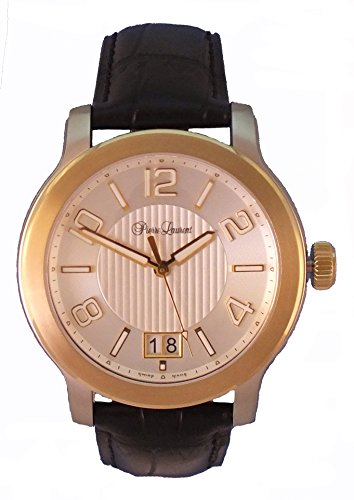 Pierre Laurent Men's Watch w/ Date, 23311L