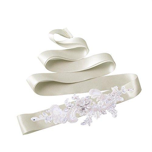 Grigio Azalee Di Nuziale Delle Ghigliottina Cinture Matrimonio Cristallo Cinghia Fusciacche Per Nozze Donne fUxzw5qzP