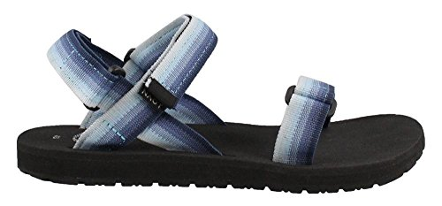 Naot Menns Haven Sport Sandal Blå Solnedgang