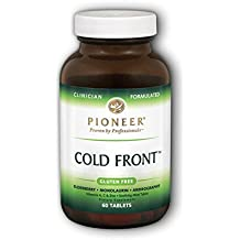 Cold Front Pioneer (Verified Gluten Free) 60 Tabs