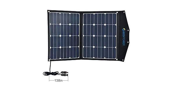ACOPOWER congelador y refrigerador Solar para Exteriores ...