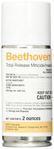 Beethoven TR 2oz Miticide / Insecticide Areosole