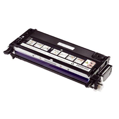 1197 Black Toner Cartridge (Dell 3130CN Standard Black Toner (4 000 Yield) (Orginal OEM# 330-1197) - Geniune Orginal OEM toner)