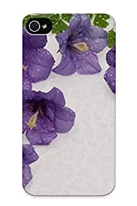 New Arrival XYU457nZzXq Premium For Apple Iphone 5/5S Case Cover (flowers Nature Plant Beautiful Plant Green Red Yellow Pink Blue )