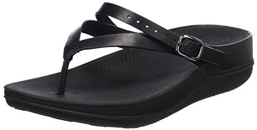 Fitflop Flip Vrouwen Sandaal Allemaal Zwart