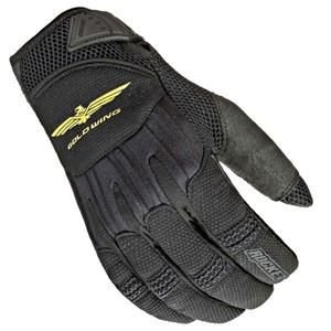 Rocket Glove Black Mesh Joe (Joe Rocket Skyline Womens Black Mesh/Textile Motorcycle Gloves - Medium)