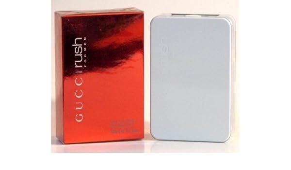 Gucci Rush for MEN Aftershave Loción 100 ml: Amazon.es: Salud y cuidado personal