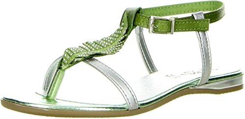 Vista Damen Römersandaletten grün Grün